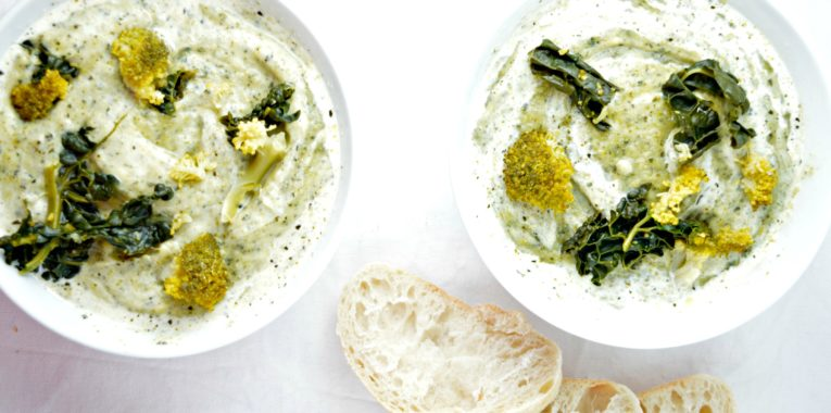MM: Cavolo Nero & Broccoli Soup