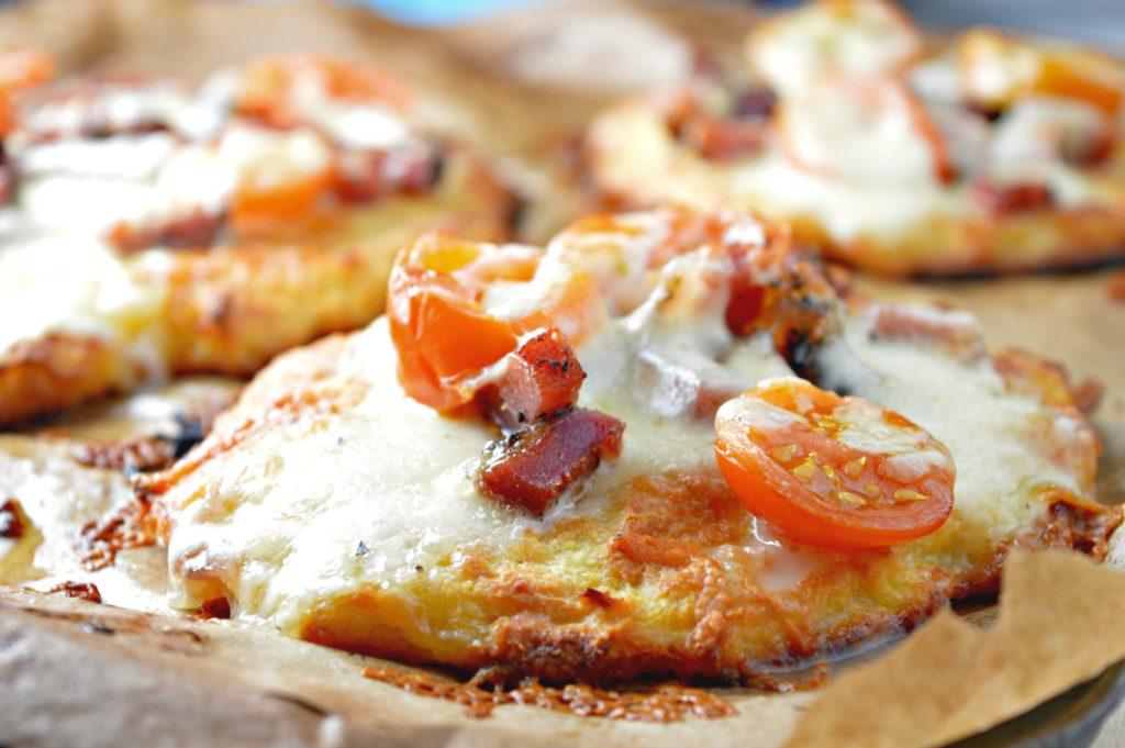Parsnip Pizzas