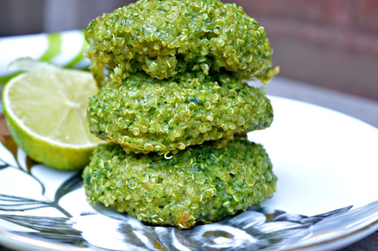 Spinach & Quinoa Bites